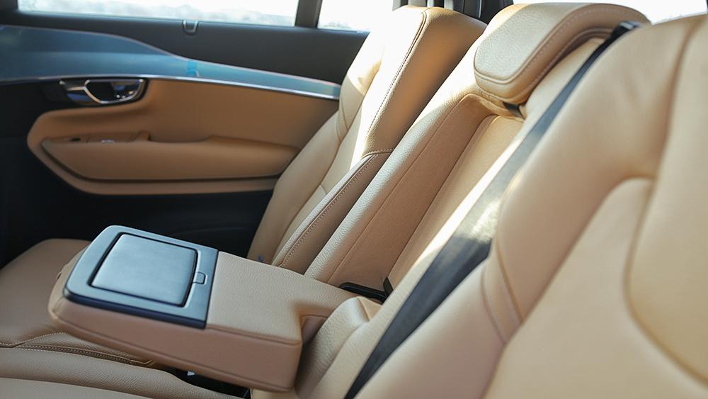 Ghế ngồi sang trọng của Volvo XC90